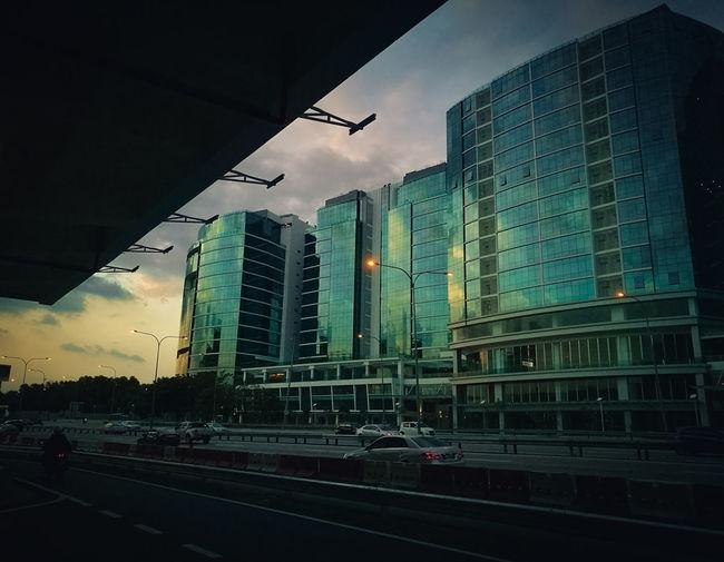 City Built