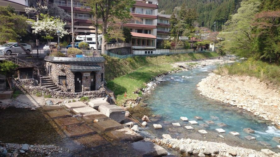 Kawara public bath & sima river. Japan Gunma Simaonsen Hotspring Onsen Japan Photography Japanese Culture