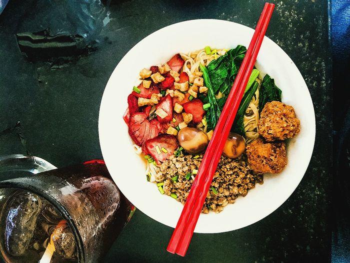 EyeAmNewHere Food Food And Drink High Angle View