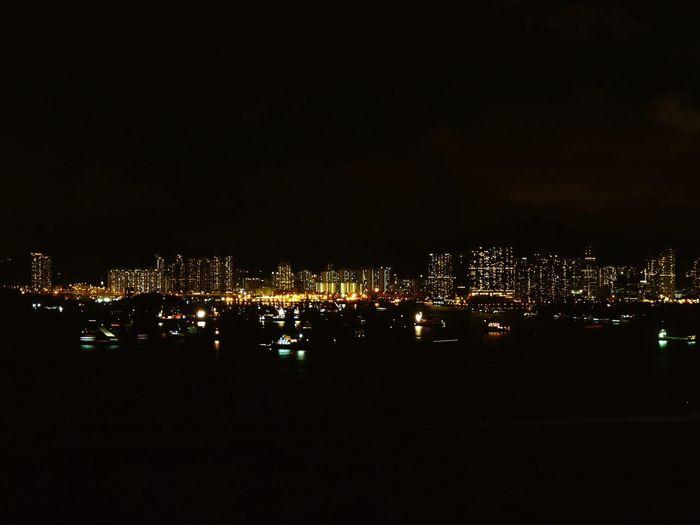 Night Night, Sleep Tight Night Lights Night View City At Night TOWNSCAPE Landscape HongKong Hongkong Bay Glowing Glowing In The Dark Shining City Of Lights Town At Night Light Up Cities At Night Original Experiences
