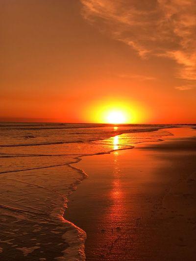 #sunset Water