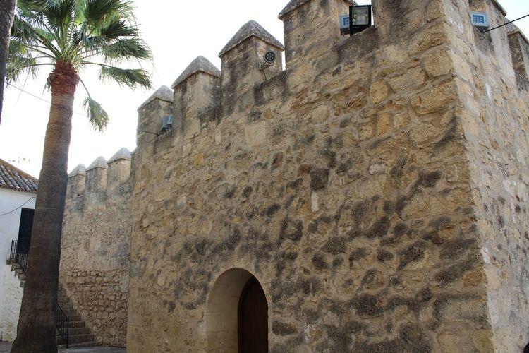 Muralla Architecture Low Angle View Travel Destinations History