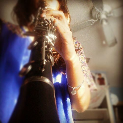 WHAT TIME IS IT? Time to play the Clarinet c; Bandnerd