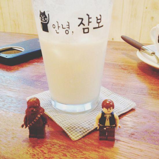 Cafe CreamSoda Lego Figure