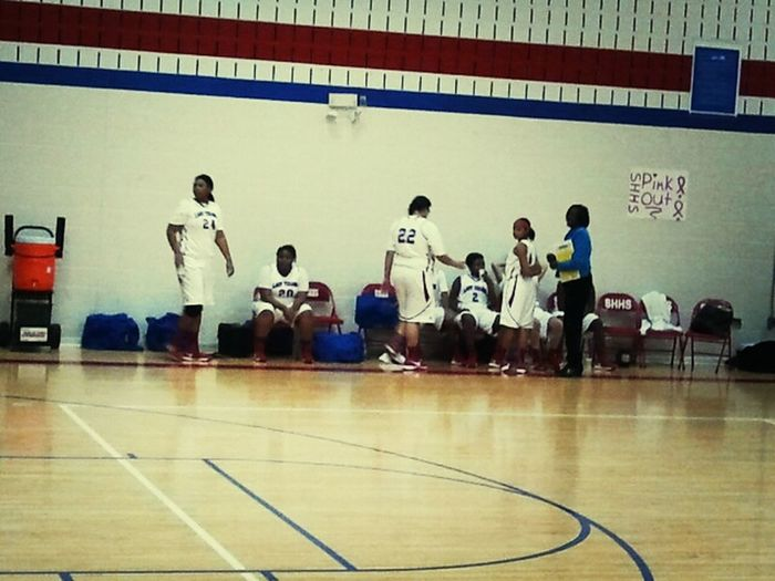 I Hate The Feeling Of Watching My Team Play And Me Not Being Able To Play