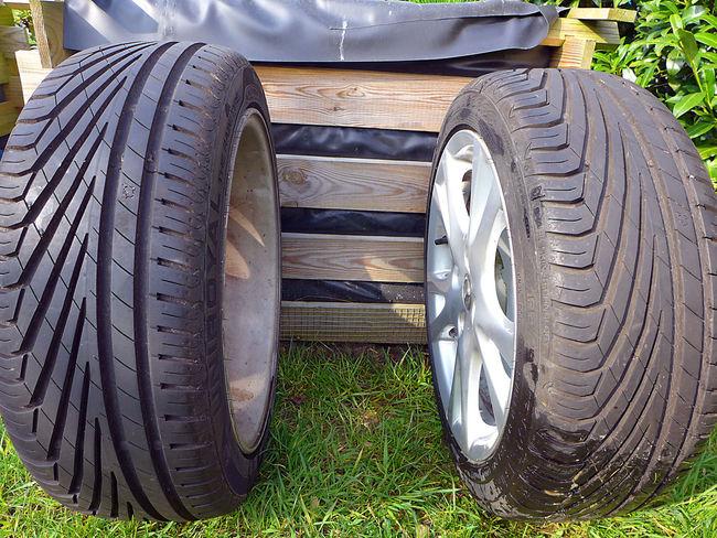 Reifenwechsel Grass Reifenwechsel Tire Tire Change Tyre Tyre Change Wheel
