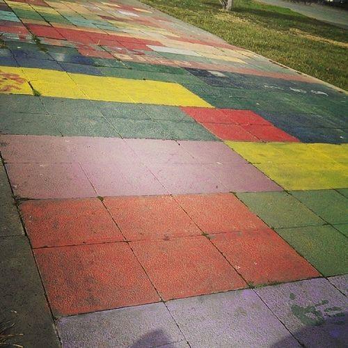 Renkli hayat....Renk Tarz Eğlence Hayat
