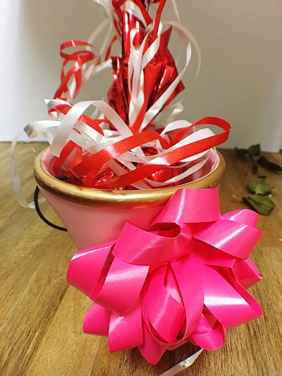 Ribbons Ribbon Ribbons Colorful Ribbons Lace Laces Eyeeme Laces Pink Still Image Multi Colored Red Close-up Hanging Variation Art And Craft Arrangement Composition