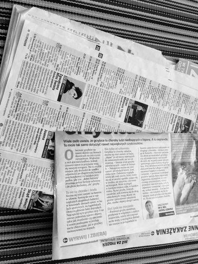 Paper My Routine Im My Home Teletydzień