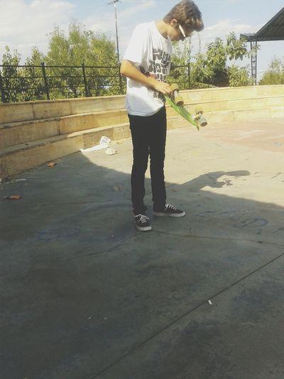 Vans Penny Board Blonde Boy Skatepark