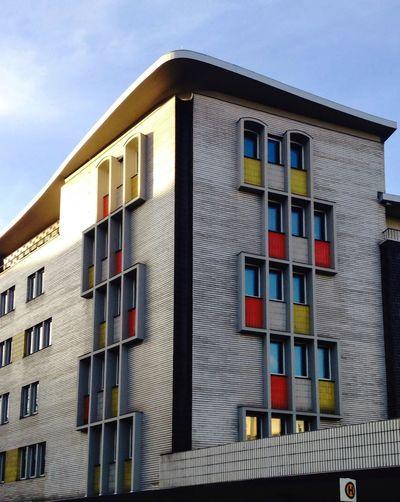 Architecture Pantone Colors By GIZMON Skrwt The Architect - 2014 EyeEm Awards