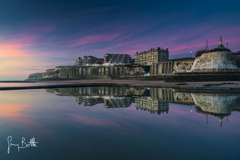 Sunrise at Viking Bay, Broadstairs Sunrise_Collection Landscape Clouds And Sky Sony Images Beauty In Nature Sony A7RII Sonyalpha Sunrise_sunsets_aroundworld Dawn EyeEm Best Shots - Landscape Dawn Of A New Day Sunrise Sky Eye4photography  Seascape Photography Landscape_photography England, UK Landscape_Collection Nature_collection Kent Broadstairs Water_collection EyeEm Masterclass Chasing Light Seascape