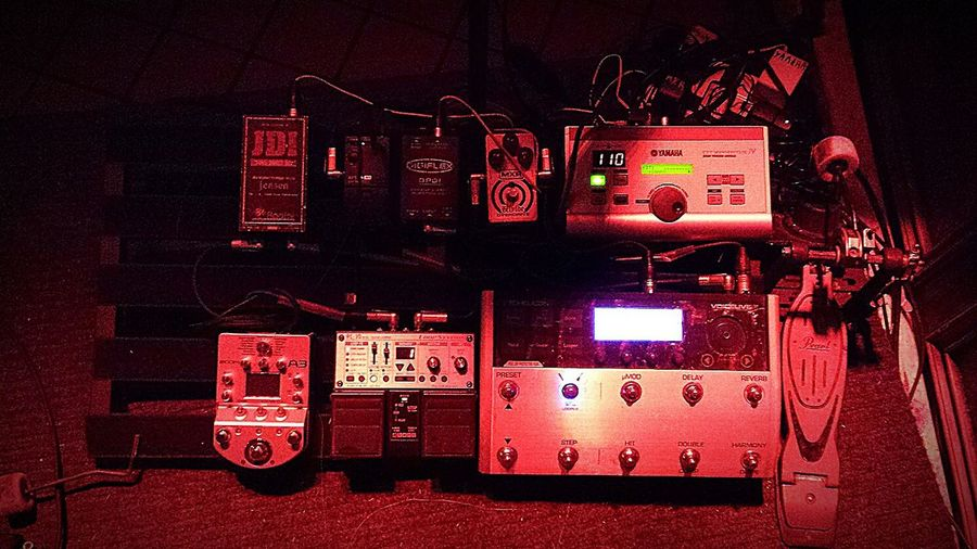 Pedalboard Pedals Pedales Multi Effets Multieffects Guitar Pedalboard