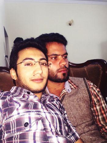 Me and fawad khan