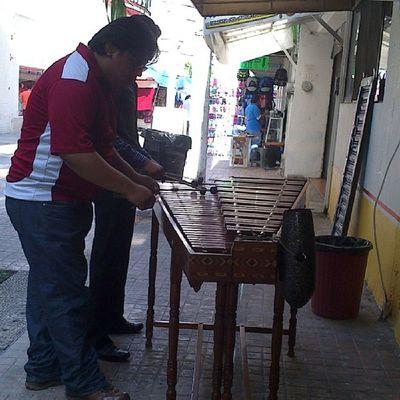 Marimba para alegrar la vida