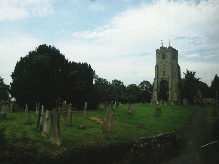 Church Cemitery