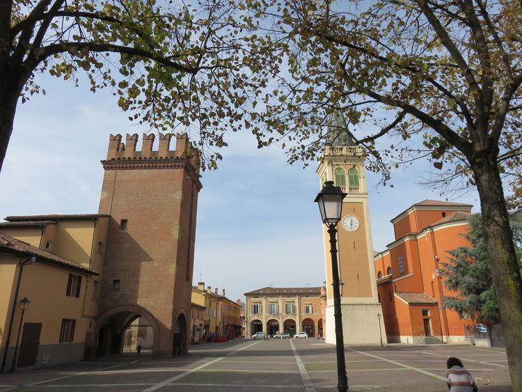 Discover Your City - San Giorgio di Piano - Italy