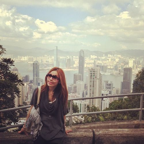 Can't wait to visit it again. Hk HongKong Thepeak