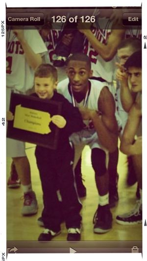 Check Me And My Manz  Celibrating The State Chip