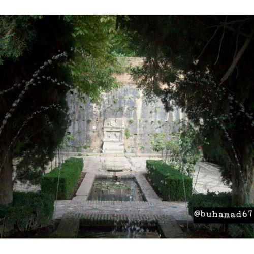 الأندلس Andalucía قصر الحمراء غرناطة Alhambra Palace Granada Alandalus 22