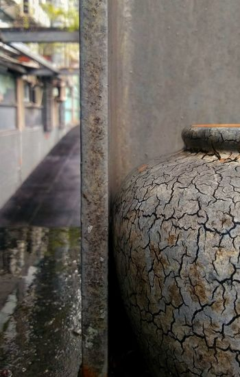 EyeEmNewHere Water Wet Day Outdoors No People Architecture City Irrigation Equipment