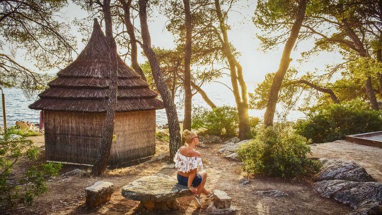 Pine Beach Pakoštane Pinebeachpakostane Croatia Pakoštane Resort Dalmatia Hrvatska Dalmacija Sea
