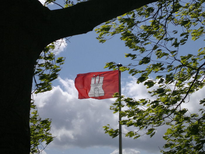 Flag HAMBURG ... Moin Moin Hamburg Fahne Hamburg Flag Hamburg Flagge Hamburg Meine Perle Hamburg Meine Perle😎 National Flag Wind Windiges Hamburg Windy Hamburg