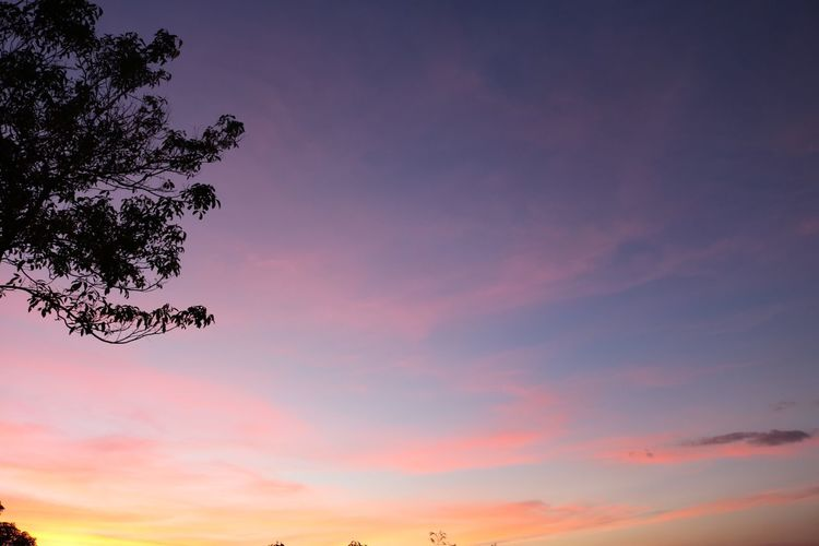 Beautiful goodbyes 🌥 Sunset Pallete