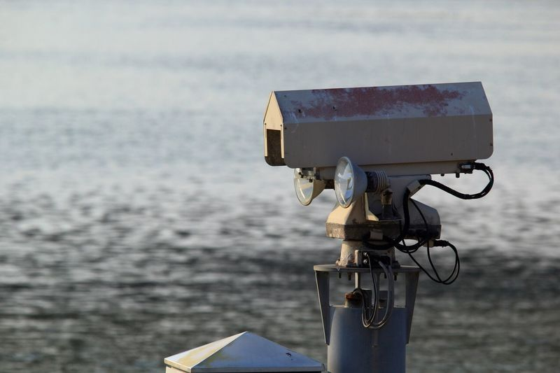 surveillance camera Surveillance Camera Camera Tide Gate Sluicegate
