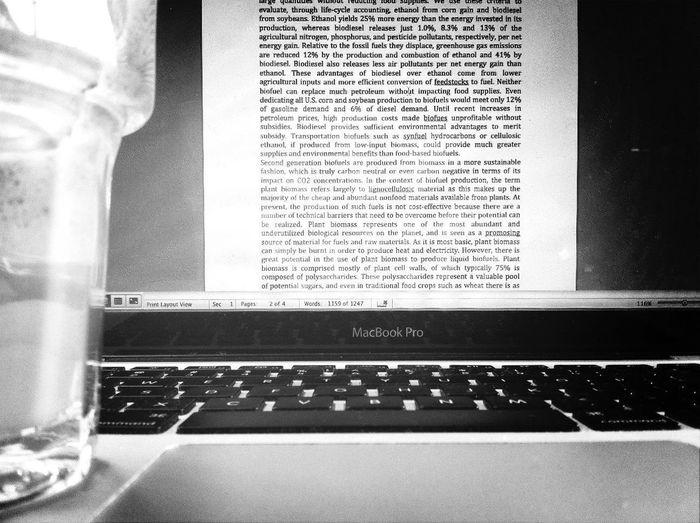 Dissertating Life Of A Biologist