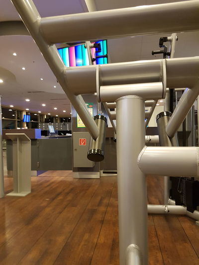 Testbild überall Proudbymcfit Gym Indoors