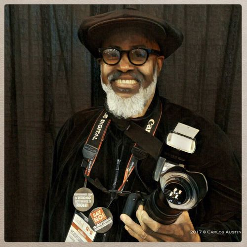 Reverand Photographer Limodriver Imagingusa
