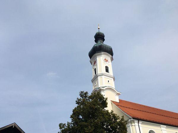 Mühlfeldkirche Bad Tölz Bavarian Church Churches German Church Architecture Religion Christianity