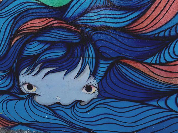 Ocean Eyes Wynwood Wynwood Walls Waves