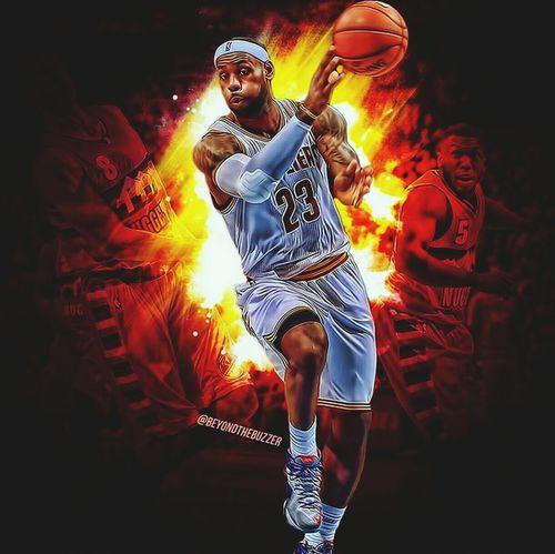 LeBron James Lebron James Cleveland Cavaliers
