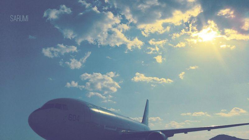 Clouds And Sky Sun Air Festival Japan