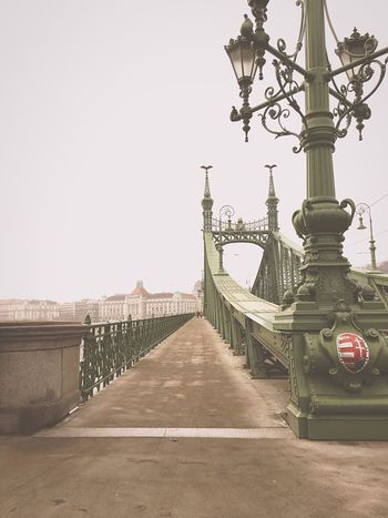 Budapest Bridge - Man Made Structure Travel Destinations Outdoors Building Exterior City Architecture Day Hungary 🇭🇺