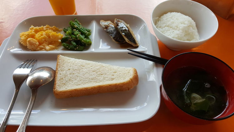 Breakfast Food And Drink Healthy Eating Ready-to-eat Freshness Food Japanese  Japanese Food