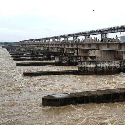 Water level rise ? Rainyseason Narajdam Cuttack