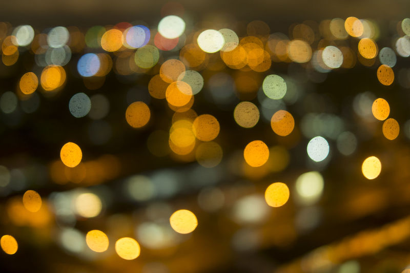 Night lights bokeh Night Lights Abstract Abstract Backgrounds Backgrounds Bokeh Bright Brightly Lit Circle City Defocused Electric Light Geometric Shape Glowing Lens Flare Light Light Effect Lighting Equipment Multi Colored Night No People Outdoors Pattern Shape Textured Effect Yellow