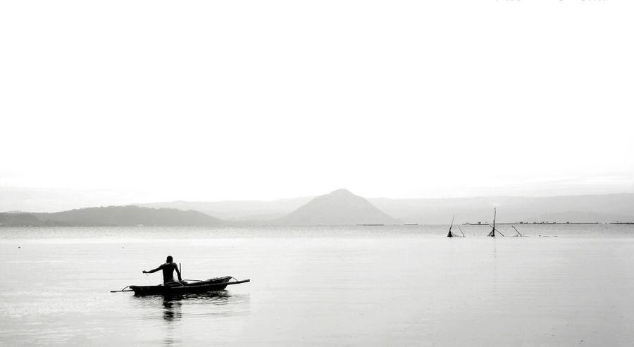 My Best Photo 2014 Everyday Lives blackandwhite Eyeem Philippines