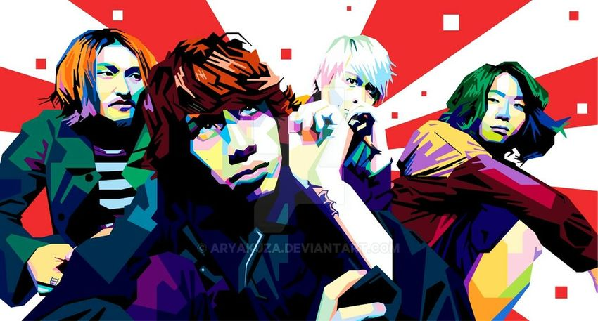 Life Beutiful :) Ameizing Colors Rock ONE OK ROCK