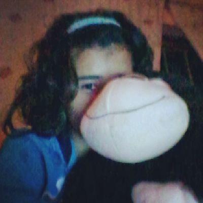 Mi mono y yo :3