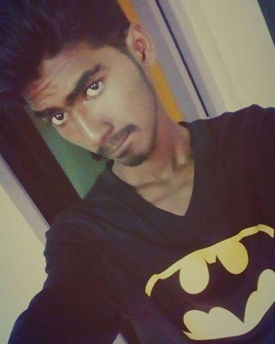 I'm Batman Batlove Black Darknight Selfie
