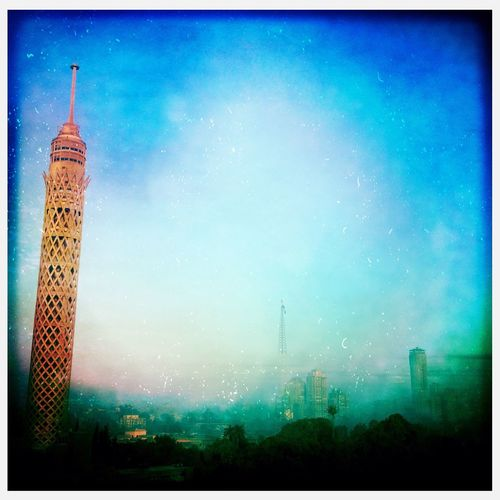 Cairo Tower in