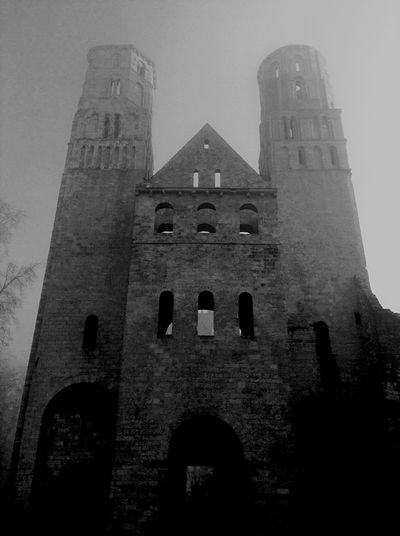 Castel Haunt Black & White