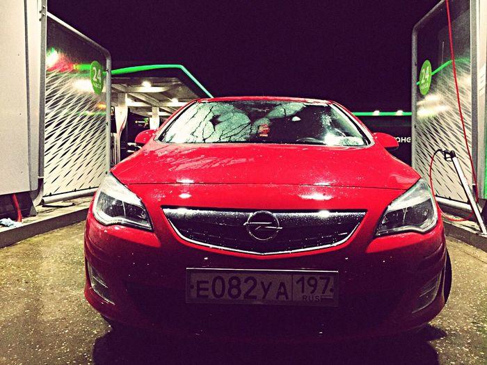 Opel Astra First Eyeem Photo
