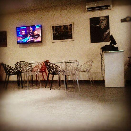 The Boring café