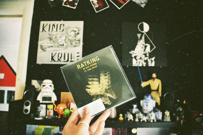 King Krule Ratking London Star Wars Adventure Time