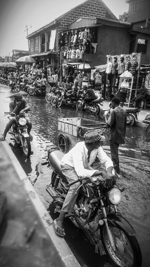 After the rain comes flood EyeEm Best Shots EyeEm Gallery Lagos Eyeem Nigeria Streetphotography Street Destination Eye4photography  Lagos Nigeria Lagosphotographer Check This Out